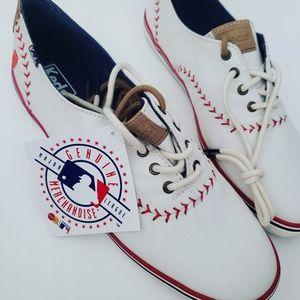 🎉HP🎉 Keds MLB San Francisco Giants Women's Shoe